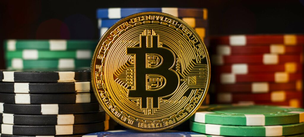 Cryptocurrency and gambling – how to license bitcoin games?